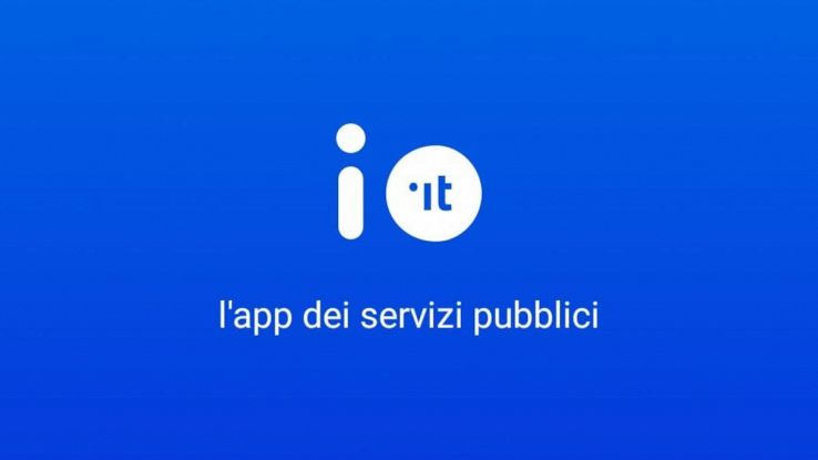 IO - l'app dei servizi pubblici